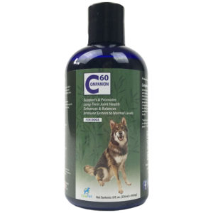 Companion60 C60 Carbon 60 for dogs and animals